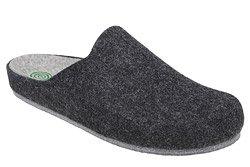 Kapcie Pantofle domowe Ciapy Dr Brinkmann 220215-9 Grafitowe