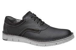 Półbuty JOSEF SEIBEL 47713 Ruben 13 Czarne Sneakersy