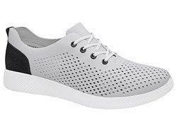 Półbuty Sneakersy ARTIKER 48C1481 Białe