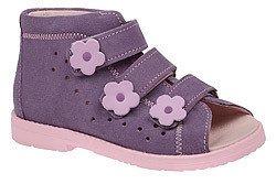Buty ortopedyczne dla dziewczynki