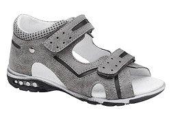 Sandałki dla chłopca KORNECKI 4964 Popielate