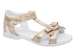 Sandałki dla dziewczynki KORNECKI 4525 Złote