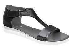 Sandały damskie VERONII 5208 Czarne L19