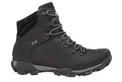 Trzewiki trekkingowe BADURA 4567-054 Czarne