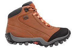 Trzewiki trekkingowe NIK 08-0048-004 Pomarańczowe