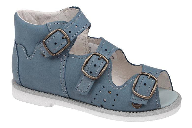 Sandałki Profilaktyczne Ortopedyczne POSTĘP BS 29