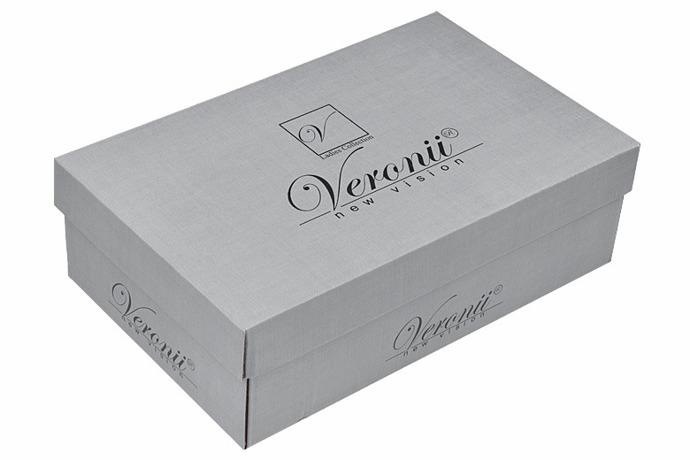Balerinki wsuwane VERONII 3104 Kobaltowe