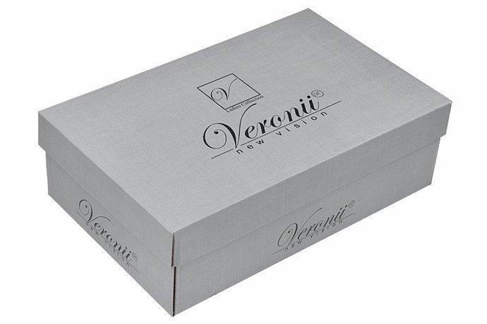Botki VERONII 3834 Czarne ocieplane Kornecki
