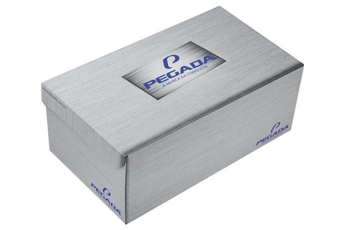 Brazylijskie Klapki PEGADA 132701 Granatowe