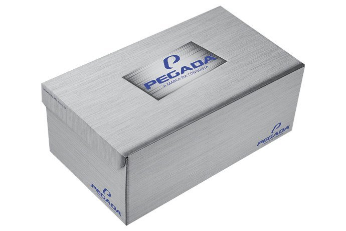 Brazylijskie Klapki PEGADA 132804 Brązowe