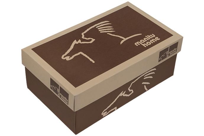 Kapcie Pantofle domowe Ciapy MANITU 220229-9 Grafitowe