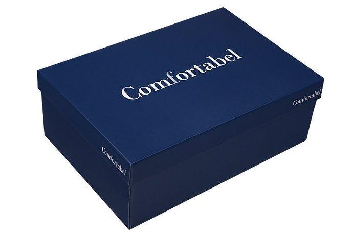 Klapki COMFORTABEL 600469-1 Czarne
