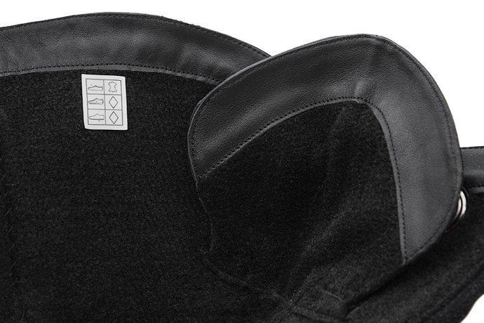 Kozaki AXEL Comfort 4293 Czarne H ocieplane