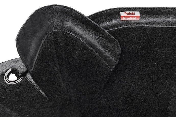 Kozaki AXEL Comfort 4400 Czarne H ocieplane