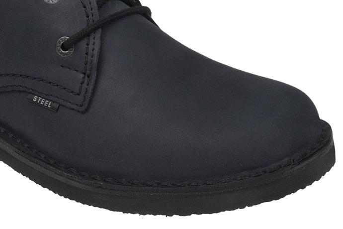 Kultowe trzewiki buty STEEL 284-205