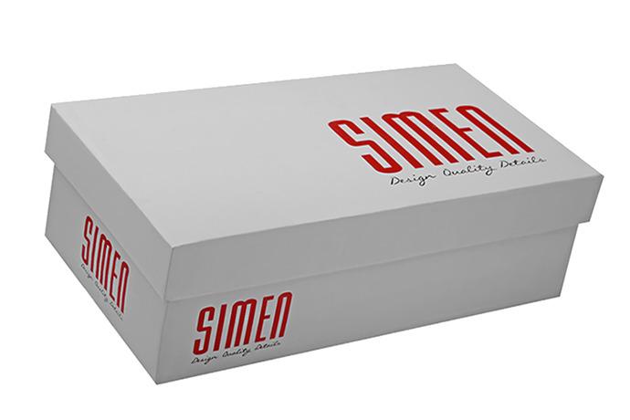 Mokasyny wsuwane SIMEN 6873 Khaki