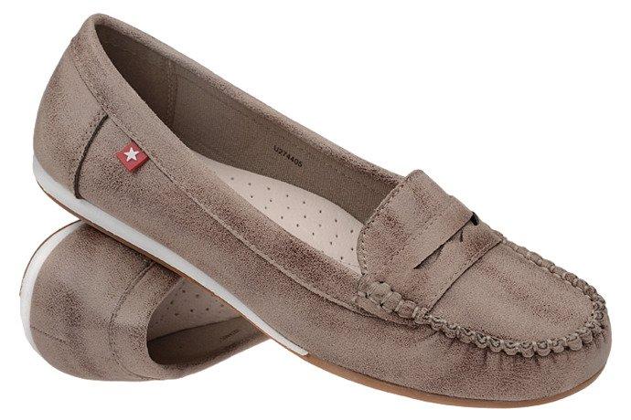 Mokasyny wsuwane buty BIG STAR U274405