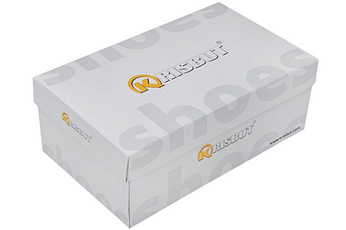 Półbuty KRISBUT 5095-5-9 Granatowe sznurowane