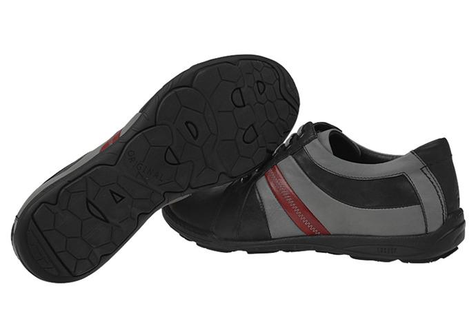 Półbuty sznurowane buty KACPER 1-4259-217