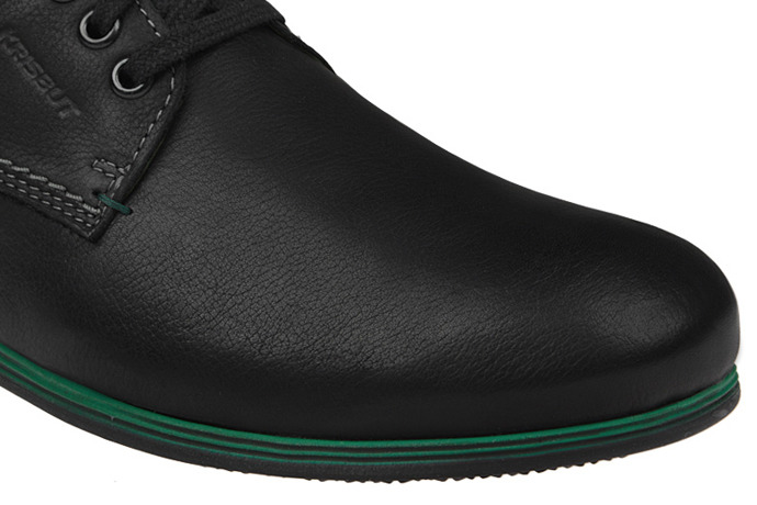 Półbuty sznurowane buty KRISBUT 4689-1-1