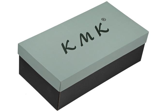 Półbuty komunijne wizytowe Lakierki KMK 156 Czarne
