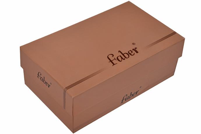 Półbuty wizytowe FABER 7451