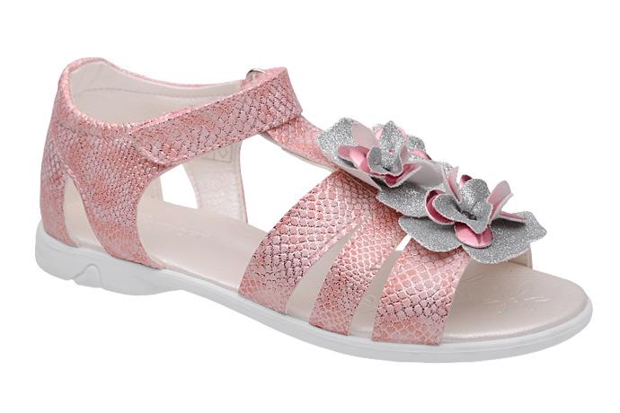 Sandałki dla dziewczynki KORNECKI 4967 Różowe
