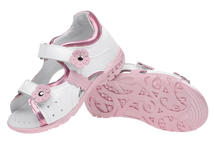 Sandałki na rzepy KORNECKI 4507