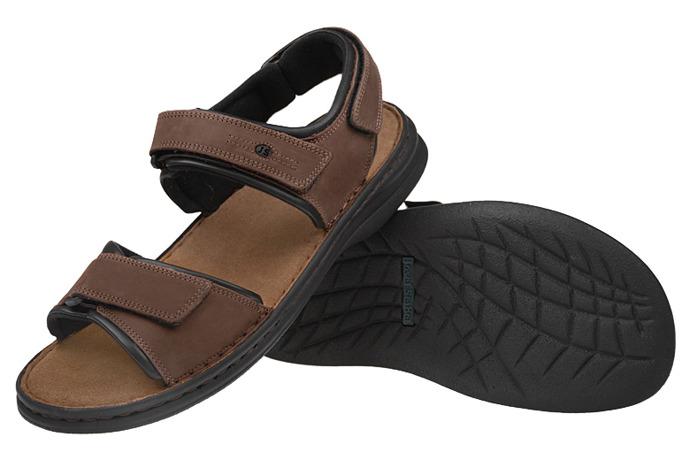 Sandały JOSEF SEIBEL 10104 Rafe Brązowe