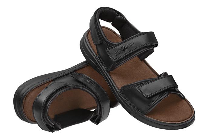 Sandały JOSEF SEIBEL 10104 Rafe Czarne