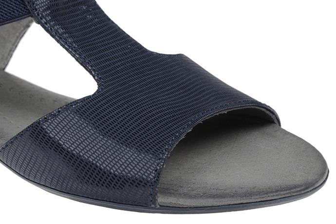 Sandały damskie VERONII 3994 Granatowe