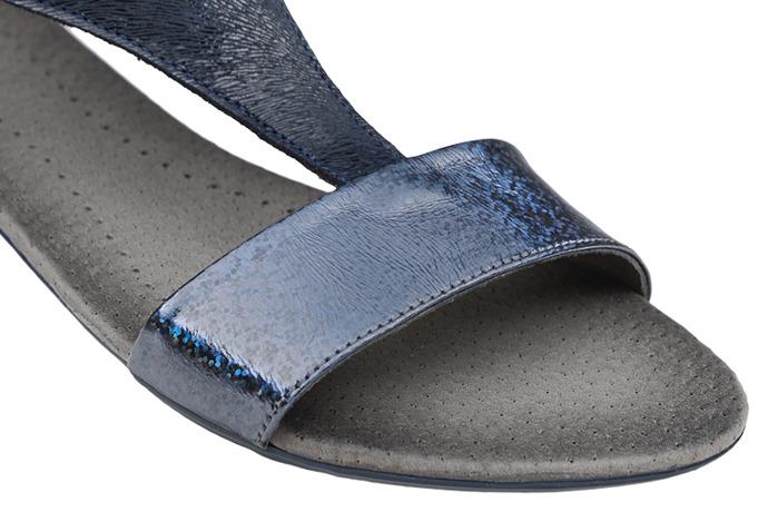 Sandały damskie VERONII 5007 Granatowe