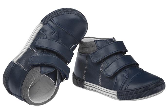 Trzewiki nieocieplane buty KORNECKI 3878 skórzane