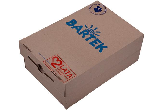 Trzewiki ocieplane Śniegowce BARTEK 21759-23J BRTK-Tex